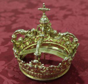corona dulce nombre de jesus