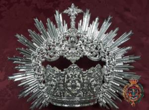 corona plata nueva