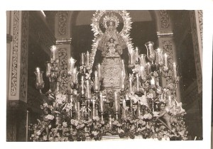 1952. procesión de mayo II