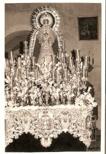 1955. procesión de mayo III