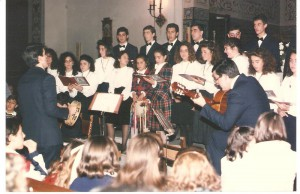 AÑO 1988. 1º PAVO, TURRÓN Y A CANTAR.