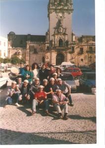 Año 1989. Arcos de la Forntera