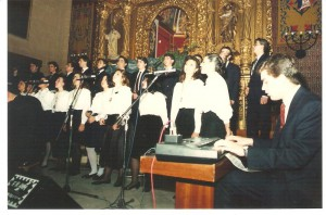 Año 1989. II Pavo, Turron y a Cantar.