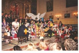 Año 1990. III Pavo, Turrón y a Cantar