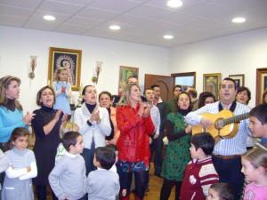 Año 2009. Inauguración Belén Hdad.
