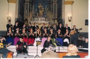 Año 2004. XVII Pavo, Turrón y a Cantar
