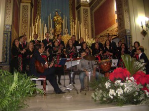 Año 2008. XXI Pavo, Turrón y a Cantar
