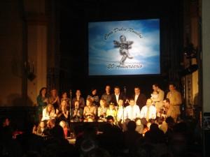 Año 2007. XX Pavo, Turrón y a Cantar